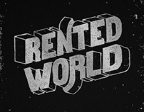 The Menzingers Rented World pre-order print