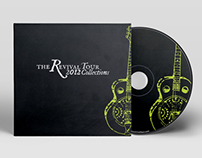 Revival Tour 2012 - CD Packaging