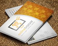 Online Bazaar Logo - Branding