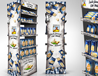 Point of Sale for Pasta Products