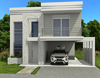 Exterior House Visualization