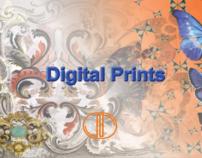 Engineered Digital Print for Women's Wear