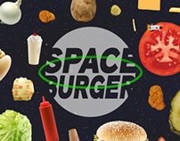 Space Burger Website