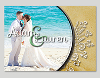 Adam & Lauren Rohlik's Wedding Collateral