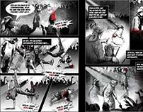 B-Boy Comic Red Bull