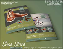 Creative Flyer Design ( Product Flyer )
