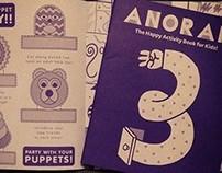 Anorak Activity Book 3