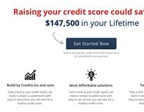 CreditFriend.com Web Design Contest