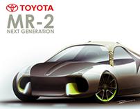 Next Generation Toyota MR-2