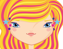 Propuesta de personajes / Nosotras Girls