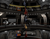 Studio C Star Trek Falling