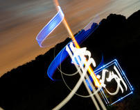 Light-calligraphy 2010/2011