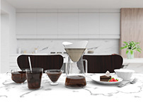 Facette: The Pour Over Collection