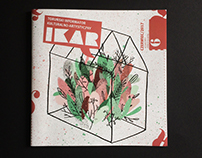 cover illustration for IKAR magazine