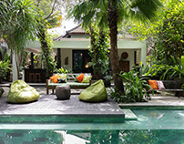 DS Bali Villa Photography - Chic 1br Jungle Villa