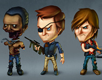 The Walking Dead [Fan art]