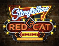 Red Cat Motion Showreel 2016