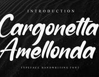 FREE | Cargonetta Amellonda Font
