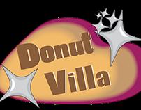 Donut Villa Logo 3
