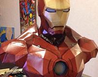 Bust Ironman 60cm