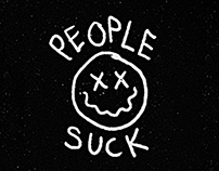 People Suck  - Illustration Collection #3