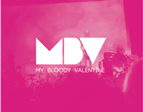My Bloody Valentine - MBV LP cover