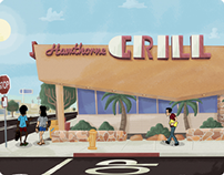 The Hawthorne Grill