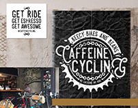 "CAFFEINE CYCLING ""Beecy bikes and beans"""
