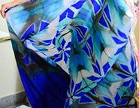 Saree Dyeing