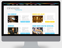 Cinespia - Event Website