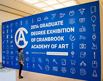 2014 Graduate Degree Exhibition