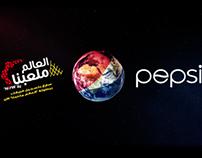 Pepsi World Campaign
