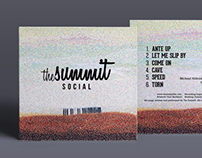Album Cover Art - Social by The Summit