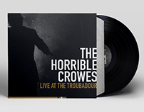 The Horrible Crowes - Album Packaging