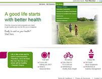 Integrated Wellness Portal