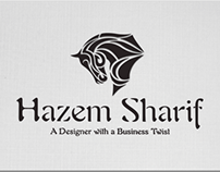 Hazem Sharif Logo Formation