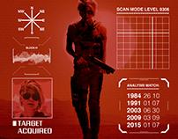 Terminator Dark Fate Alternative Poster