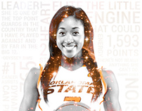 2014 Oklahoma State Women's Basketball Postseason Guide