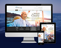 LASIK Website | Redesign