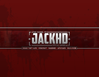 2D YouTube Banner Design: (Gaming Related) [#2]