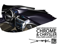 NASF Sponsor Project, Chrysler Luxury SUV