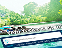 Seyyah Tour - Web Design
