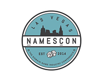 NamesCon Sticker