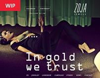 Branding | Zoja Jewels