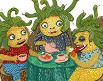 Gorgon Tea Party