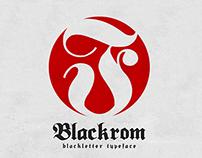 Blackrom - Blackletter Typeface