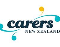 Carers New Zealand Brand & Web Platform