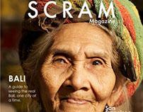 Scram Magazine Project