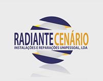 Radiante Cenário - Branding
