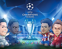 2014 Champions league - Semi final